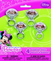 ANILLO DIAMANTE MINNIE
